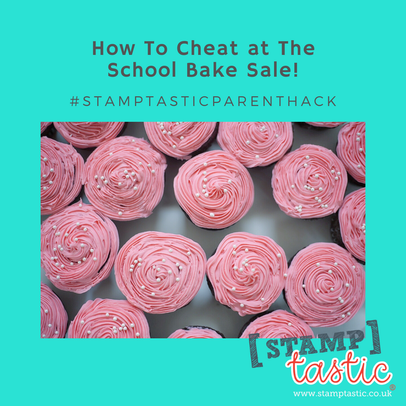 How To Cheat at The School Bake Sale!