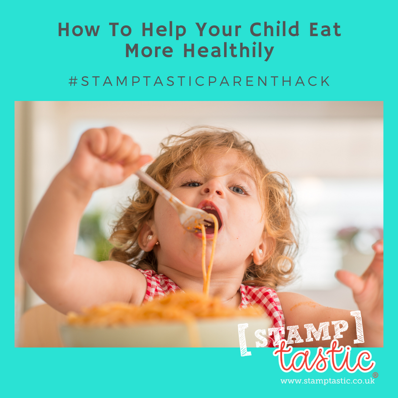 How To Help Your Child Eat More Healthily