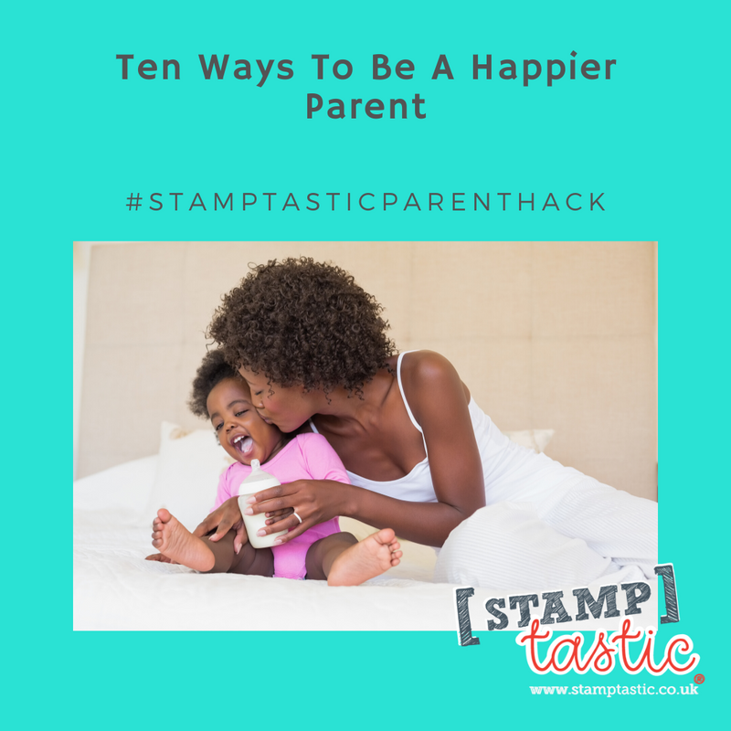 10 ways to be a happier parent in 2019