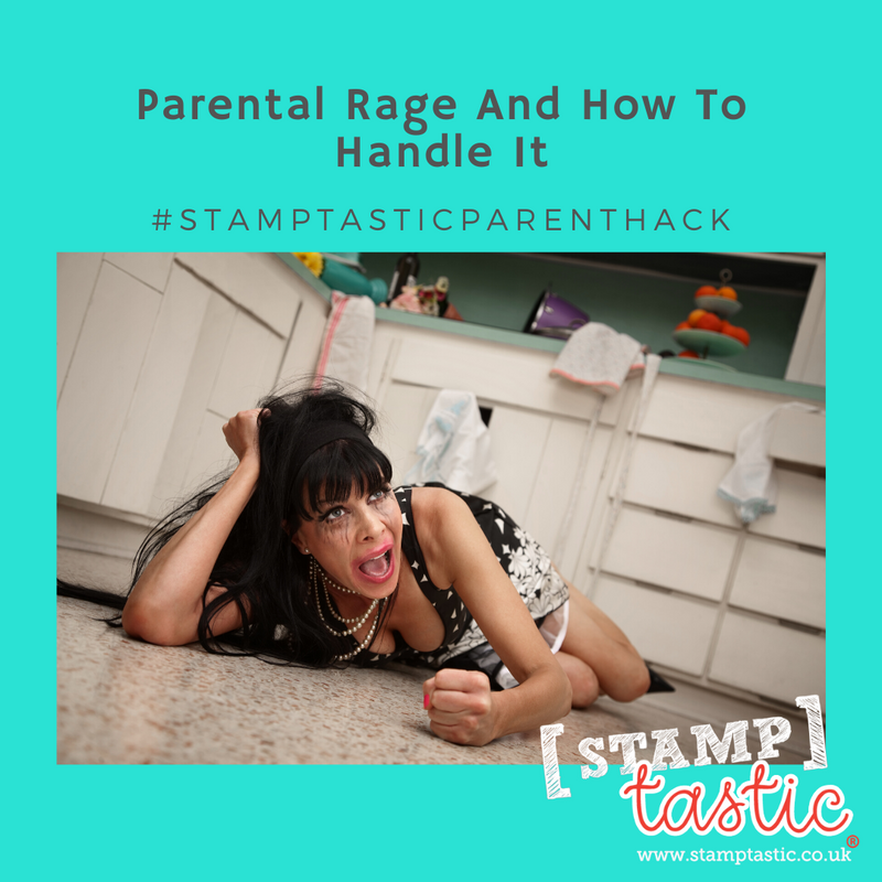 The Parental Rage (and How To Handle It)