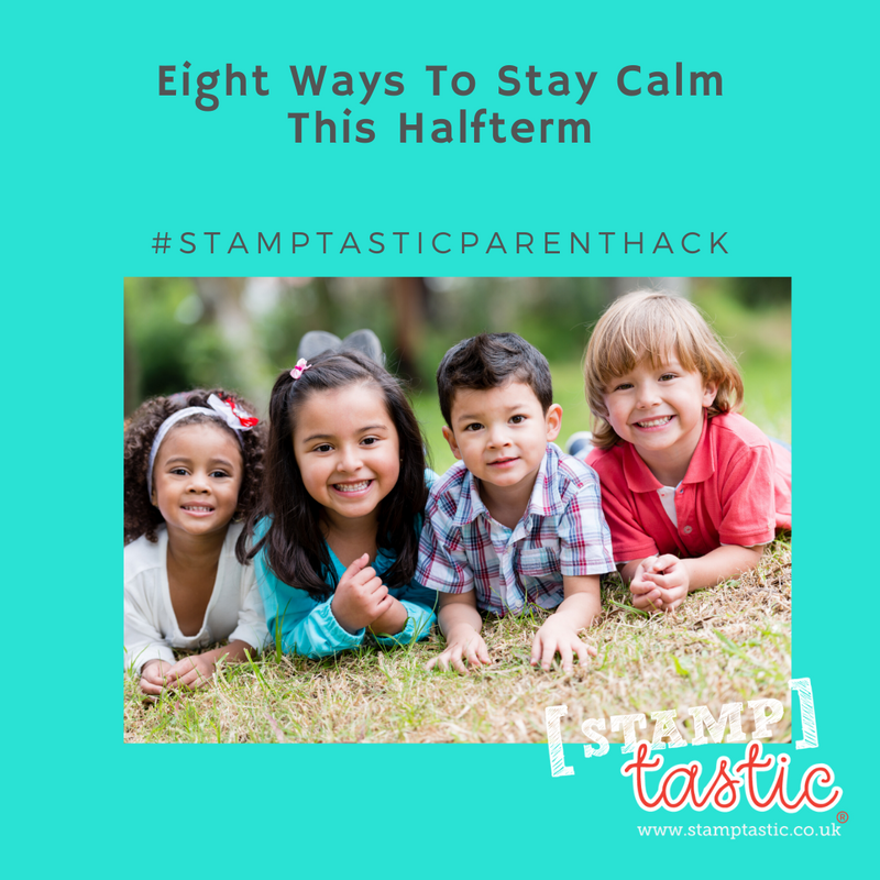 PARENTING HACKS: EIGHT WAYS TO STAY CALM THIS HALF-TERM