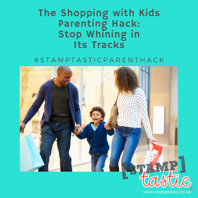 The Shopping with Kids Parenting Hack