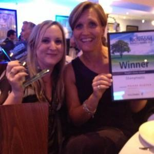 Richmond Business Awards - We Won!!!