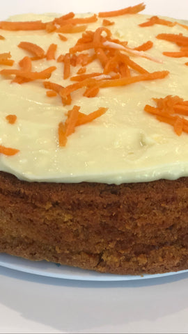 Carrot Cake for Coppafeel