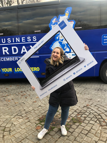 Small Business Saturday Bus Tour
