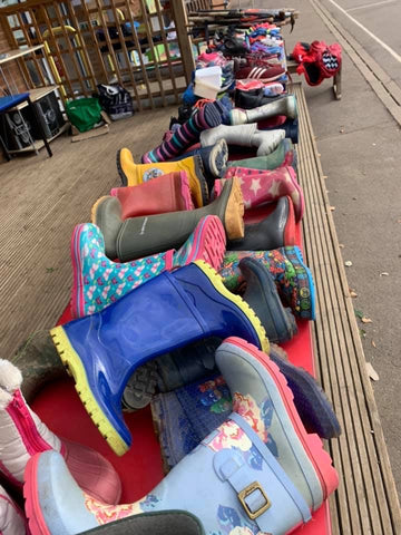 Pre Loved Welly Boot PTA Sale