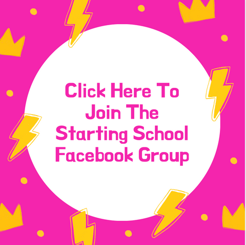 Stamptastic Starting School facebook Group