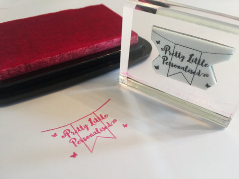 Customised Rubber Stamp