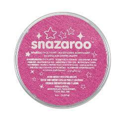 Snazaroo Sparkle Pink Face & Body Paint