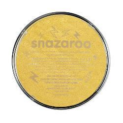 Snazaroo Metallic Gold Face & Body Paint - stamptastic-uk