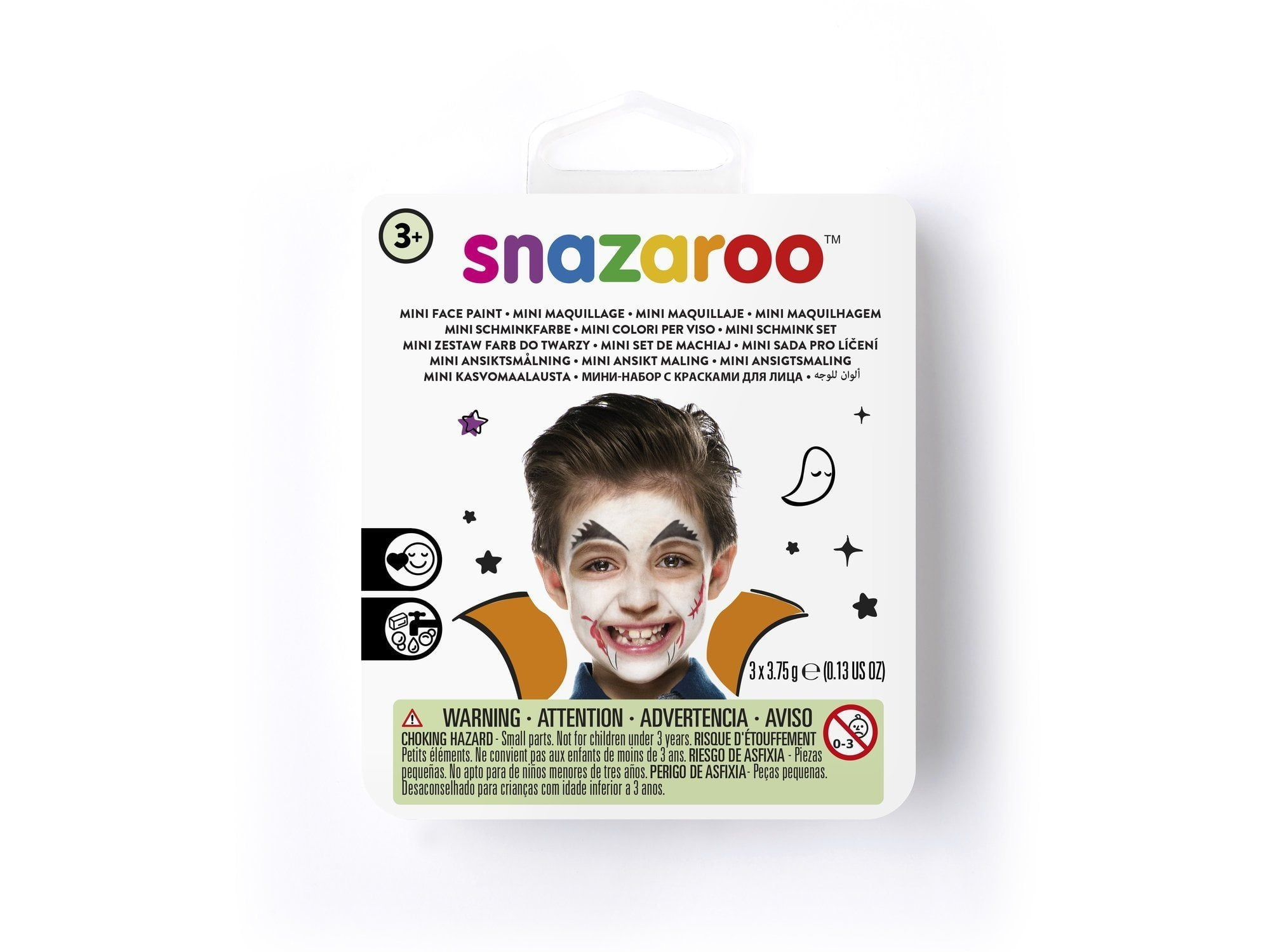 Snazaroo Mini Face Paint - Vampire
