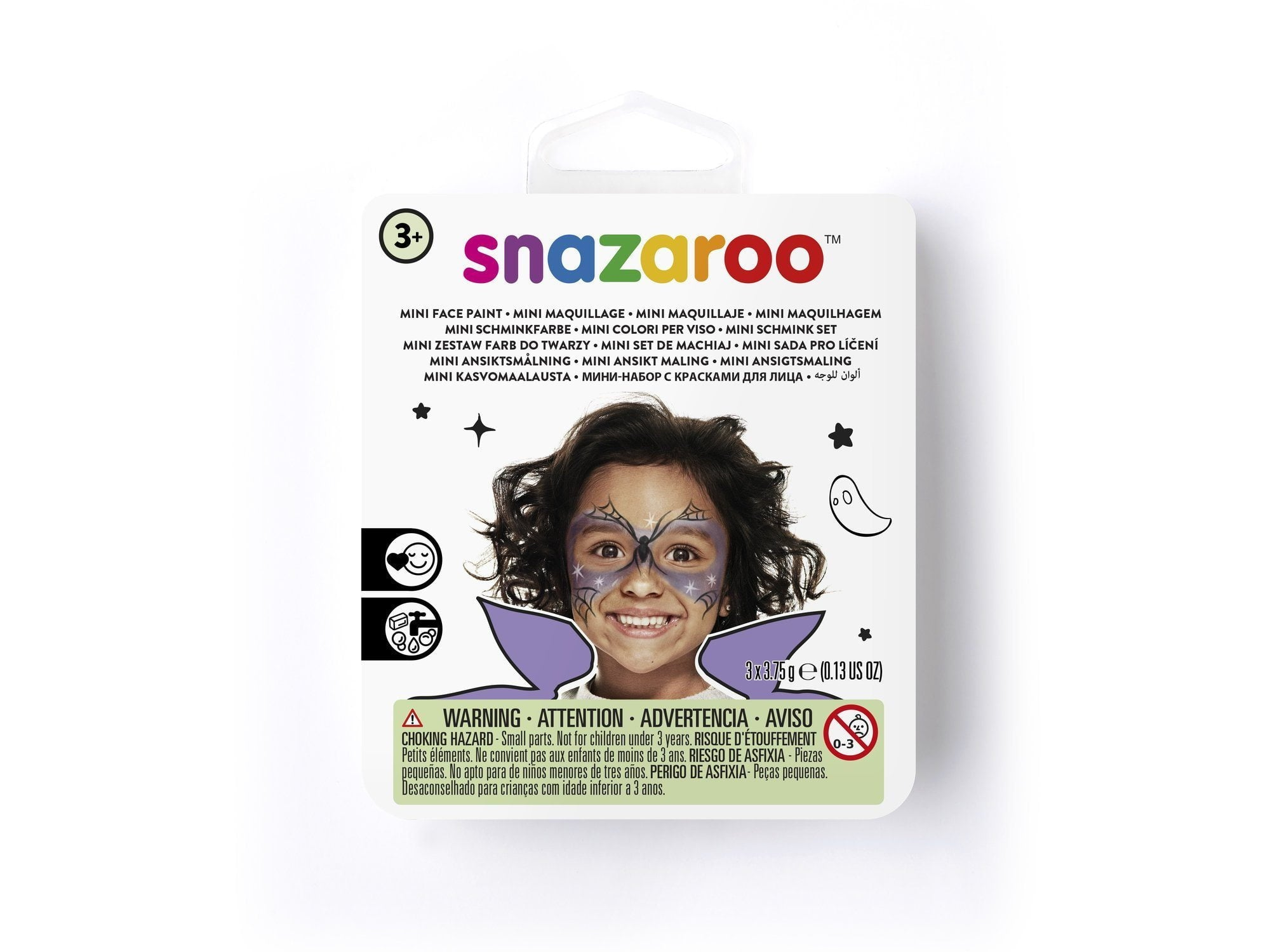 Snazaroo Mini Face Paint - Witch - stamptastic-uk