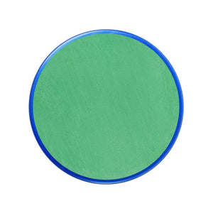 Snazaroo Classic Bright Green Face & Body Paint - stamptastic-uk