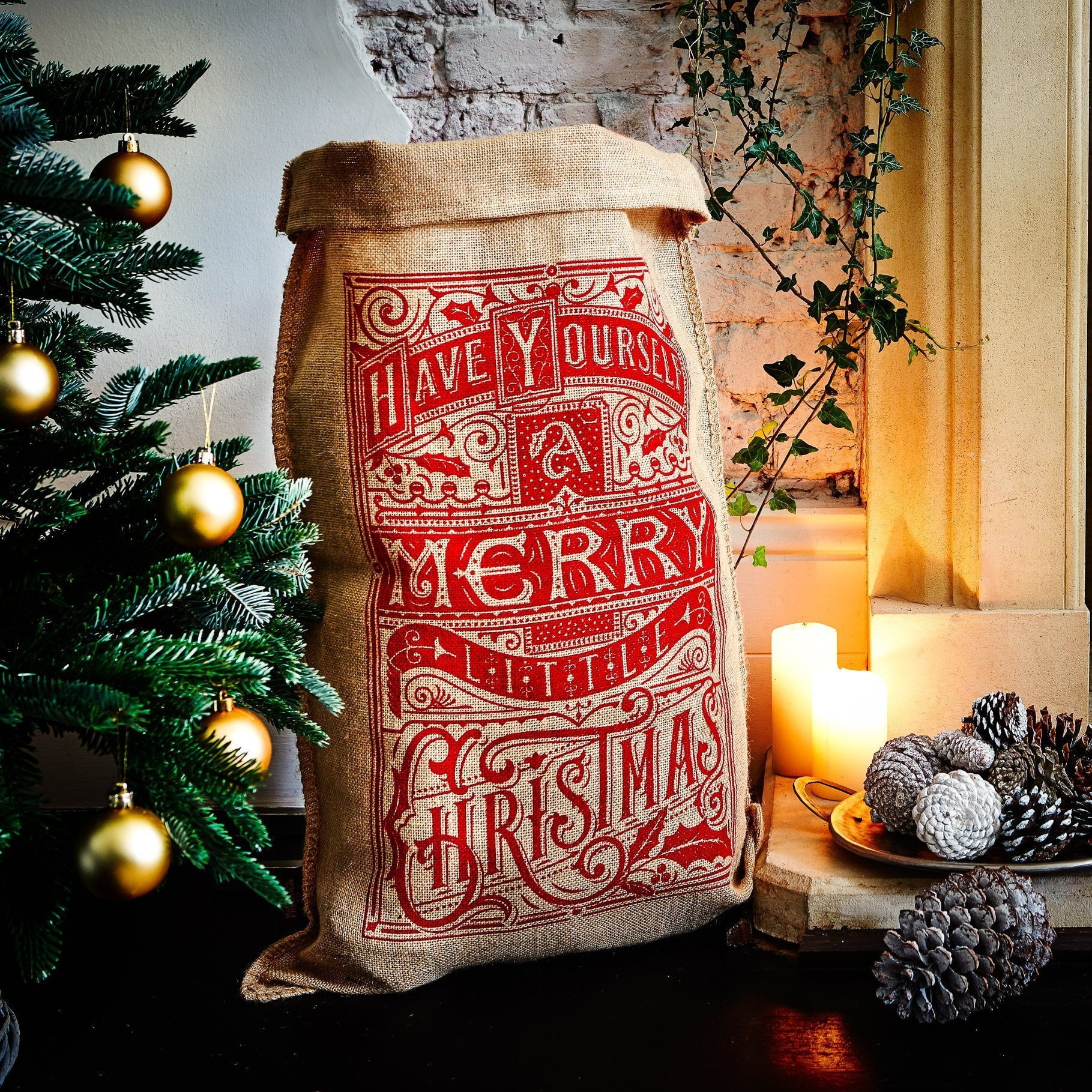 The Russell Christmas Sack