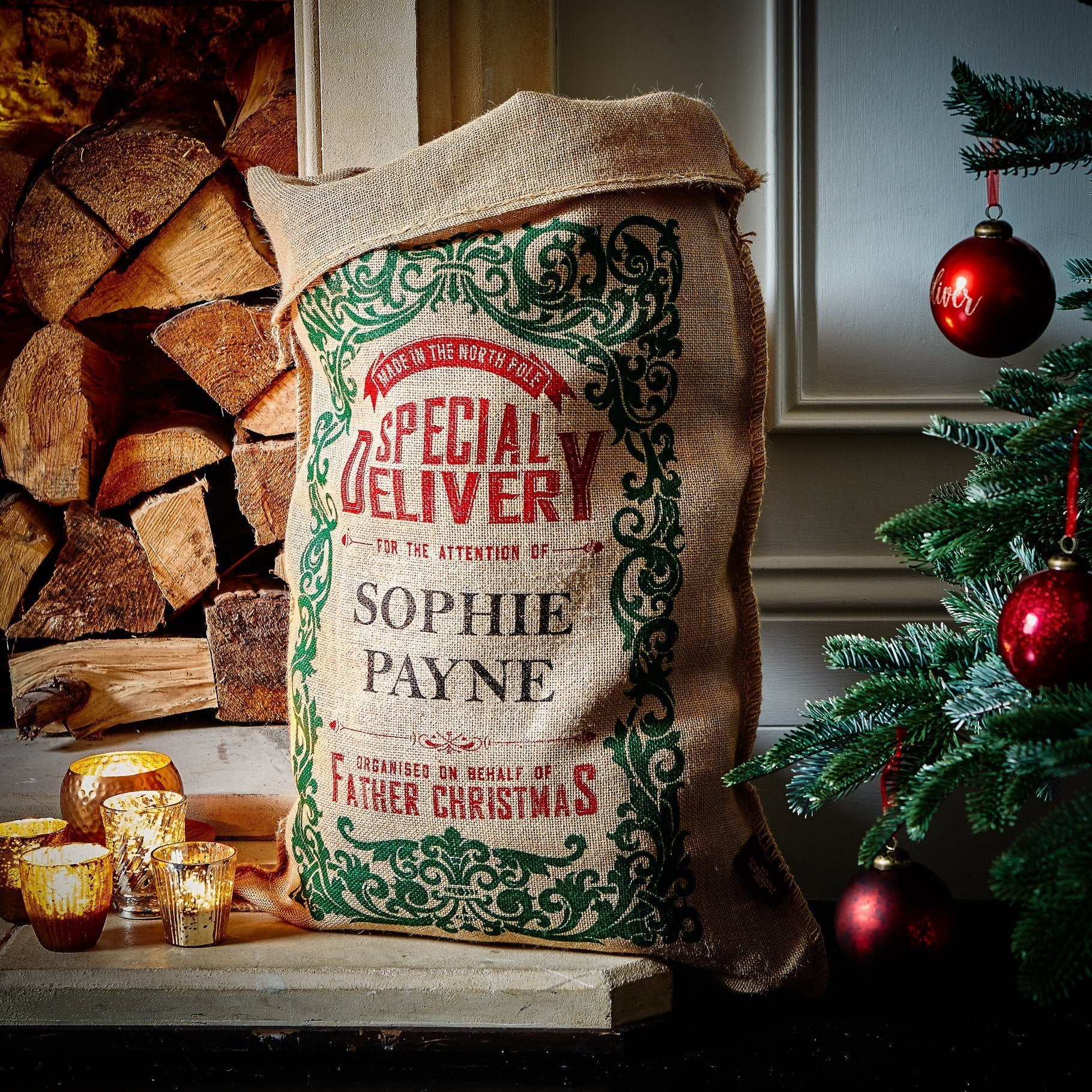 The Robertson Christmas Sack