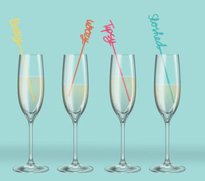Time To Wine Down - Drunk Stirrers - stamptastic-uk