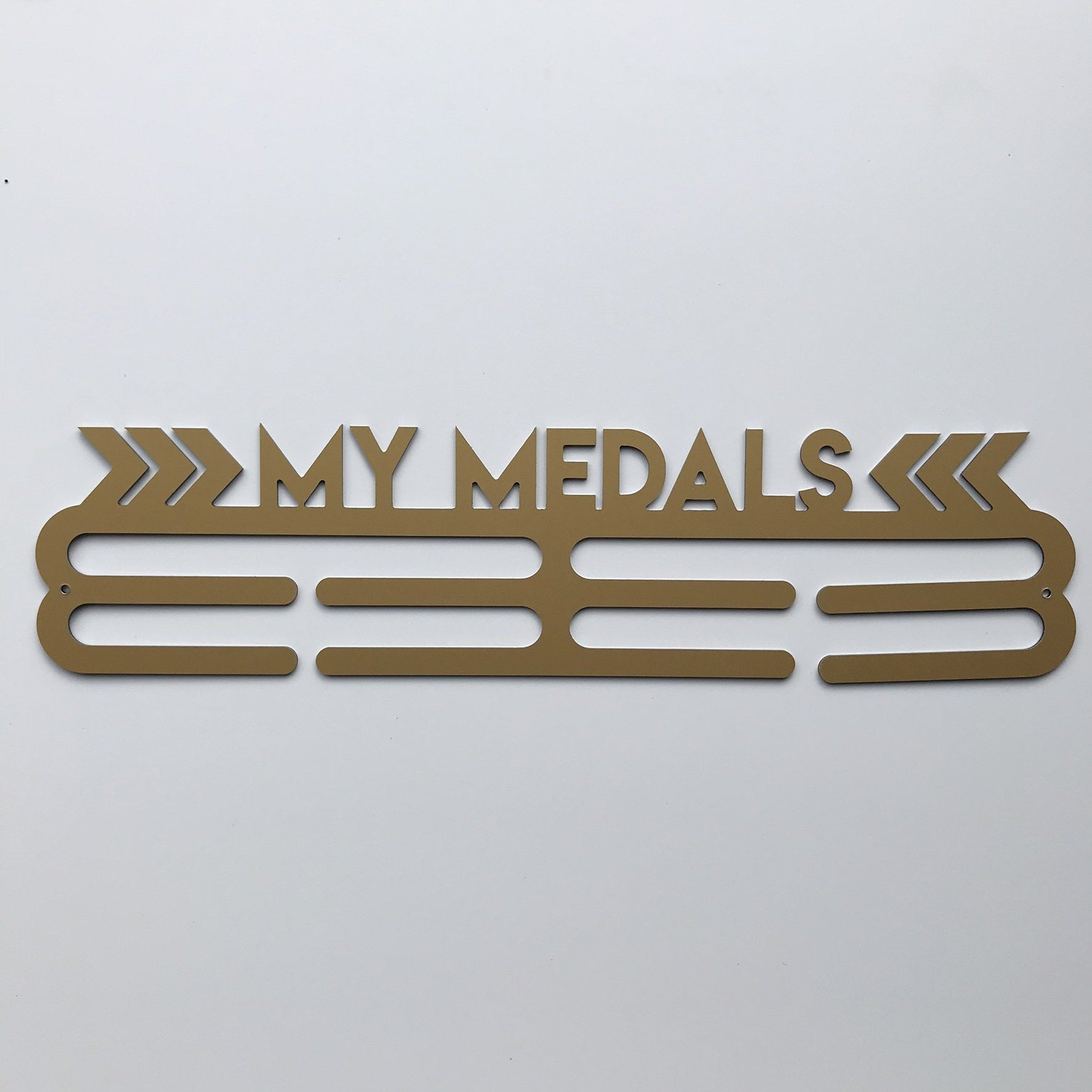 Personalised Medal Hanger - Large 56cm - stamptastic-uk