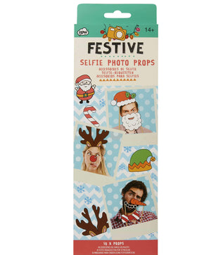Festive Selfie Kit - stamptastic-uk
