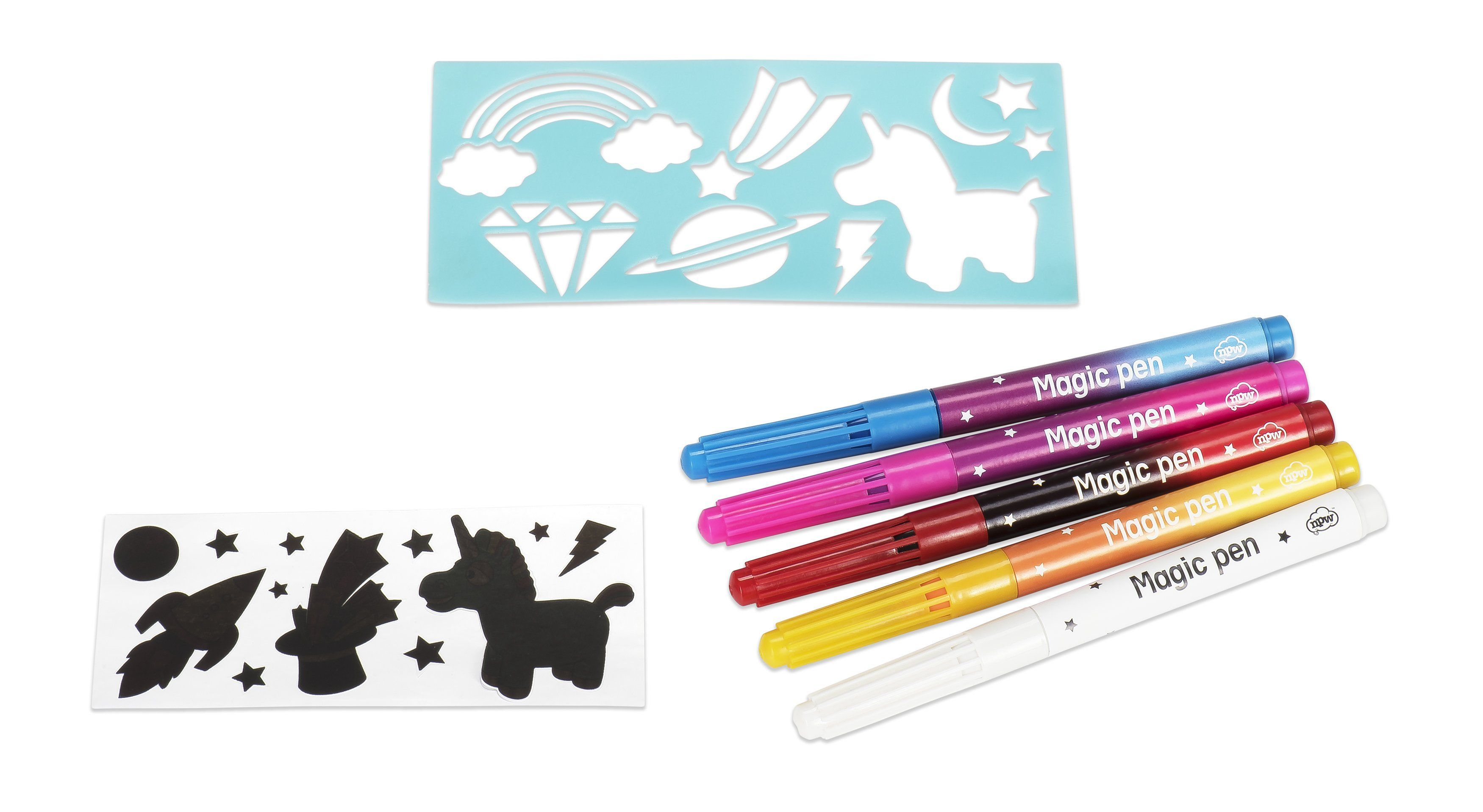 Sketch & Colour Magic Colour Changing Art Set - stamptastic-uk