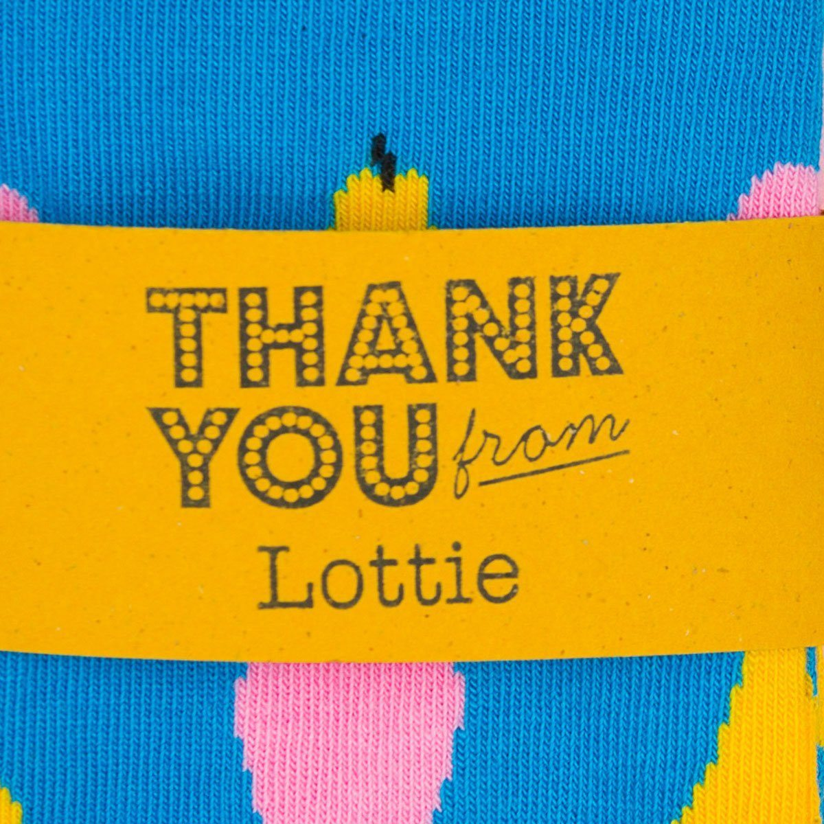 Dotty Thank you - stamptastic-uk