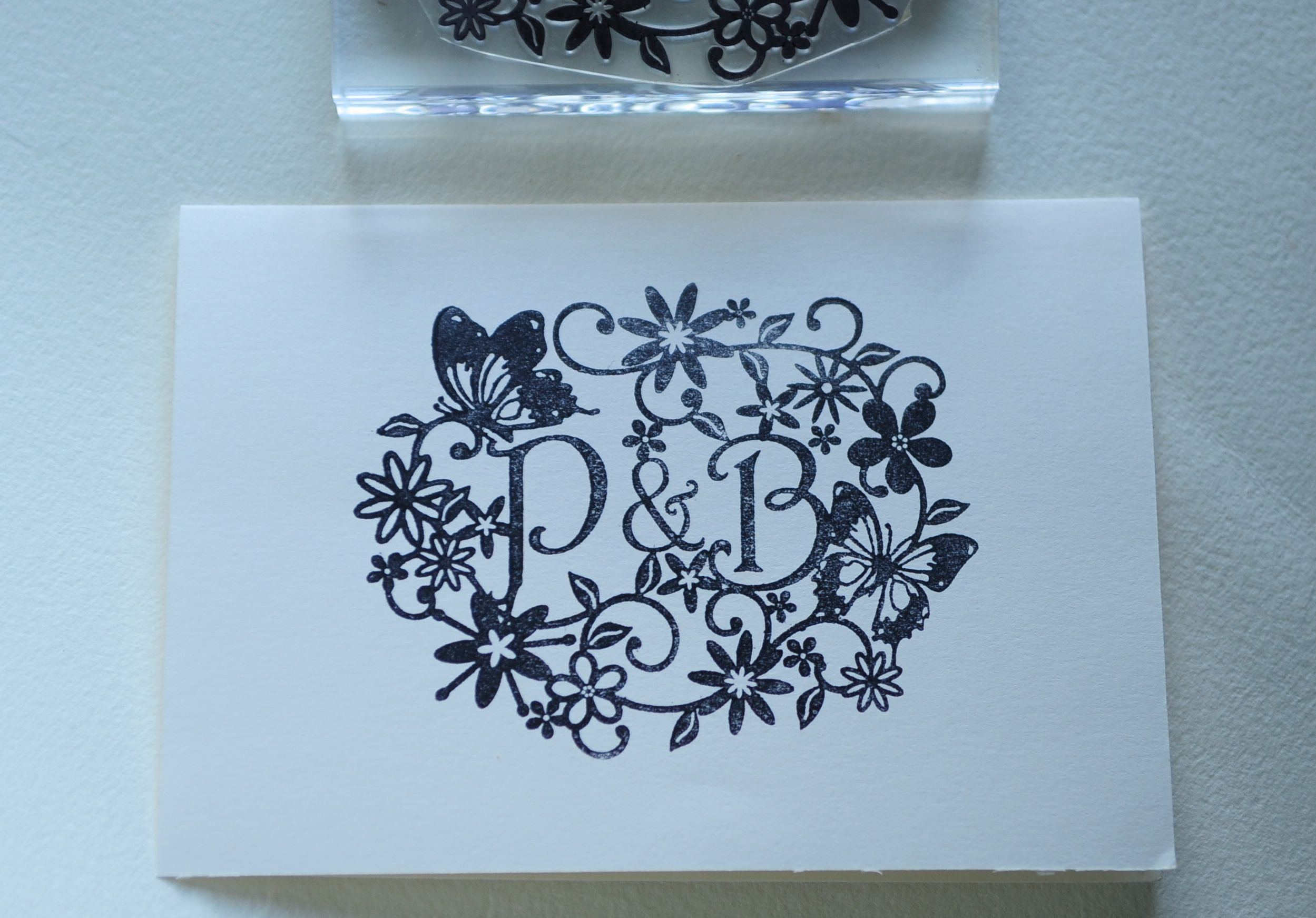 Bespoke stamp - Medium - stamptastic-uk