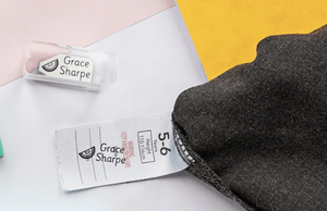 Name Stamp - The BEST alternative to sew in and iron on name tags! - stamptastic-uk