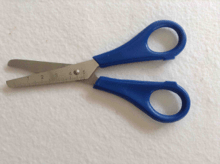 Right handed Scissors - stamptastic-uk