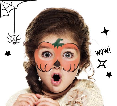 "Snazaroo Facepainting ""Halloween"" Kit"