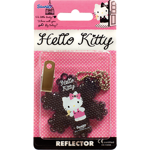 Hello Kitty Reflector - stamptastic-uk