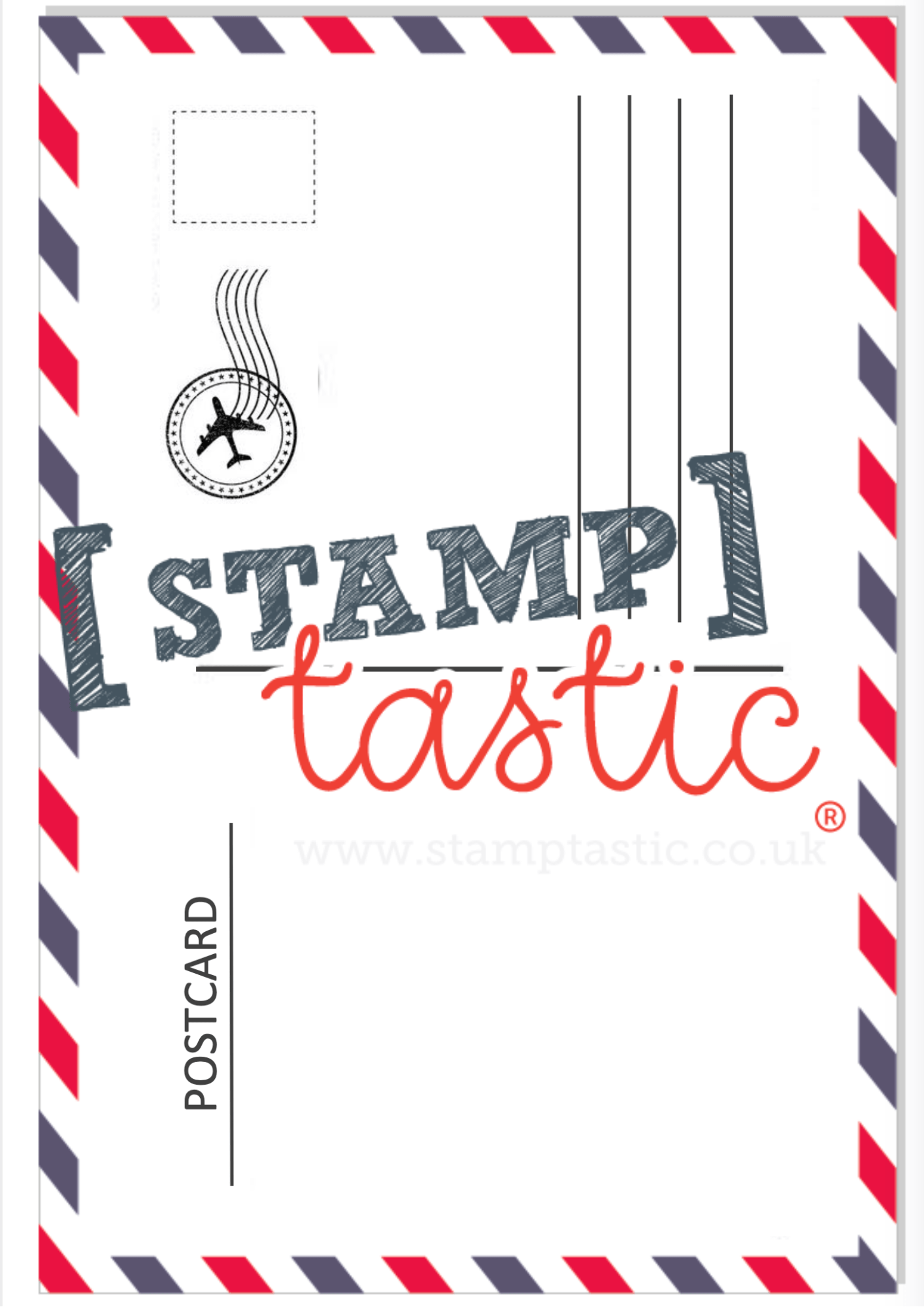 Starting School Free Resource: Send a Card To Your Teacher - stamptastic-uk