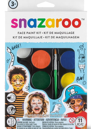 "Snazaroo Facepainting ""Adventure"" Kit"