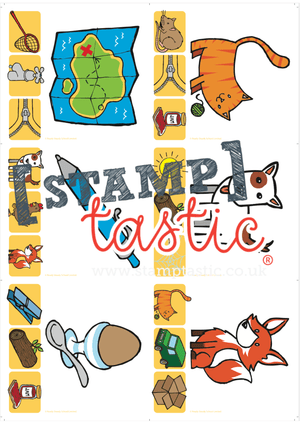 Starting School Free Resource: Nursery Rhyme Game - stamptastic-uk