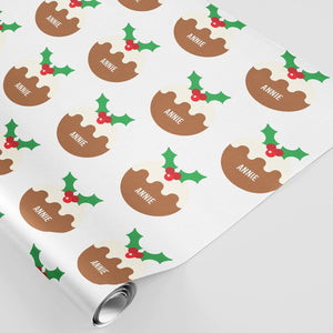 Christmas Pudding - stamptastic-uk