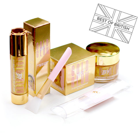 24K Gold Glow Duo Facial Kit