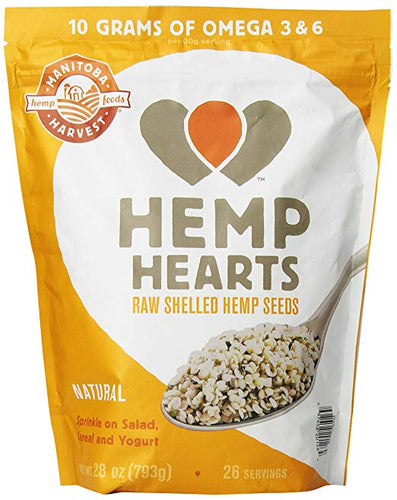 Manitoba Harvest: Hemp Hearts