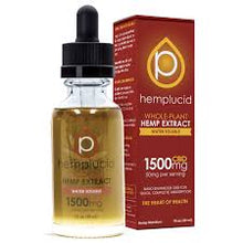 Hemp Lucid CBD Products