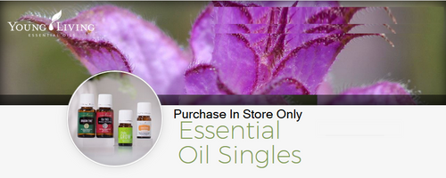 Essential Oil Singles - Purchase In Store Only, by Young Living