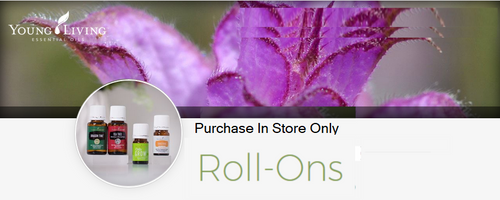 Essentail Oil Roll-Ons - Purchase In Store Only, by Young Living