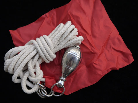 Meteor Hammer/Stainless steel/Rope 4M/Chinese martial arts/Kung fu