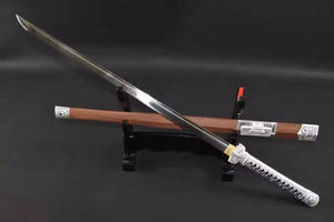 "Chinese sword/Dao/High carbon steel blade/Rosewood/Alloy fittings/Length 43"" - Chinese sword shop"