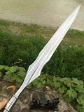 Chinese spears/Pike/Damascus steel blades/Stainless steel rod - Chinese sword shop