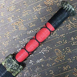 "Chibi sword/High carbon steel/Rosewood scabbard/Alloy fittings/Length 30"" - Chinese sword shop"