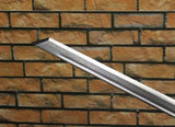 Ninja Sword Katana/Folding pattern steel blade/Solid wood scabbard/Alloy fitted/Length 39""