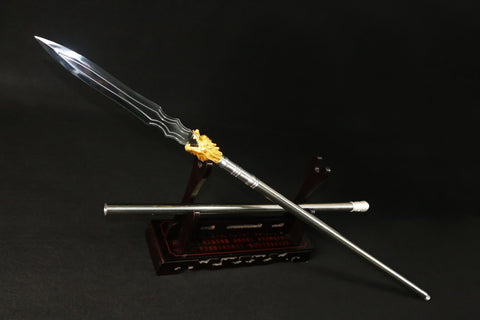 Dragon spear,High carbon steel,Kung fu - Chinese sword shop