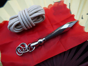 Rope dart,Stainless steel,Chinese martial arts equipment Distribution,kung fu - Chinese sword shop