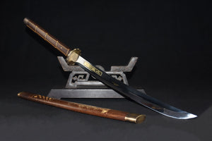 Dragon sabre,High carbon steel blade,Rosewood scabbard - Chinese sword shop