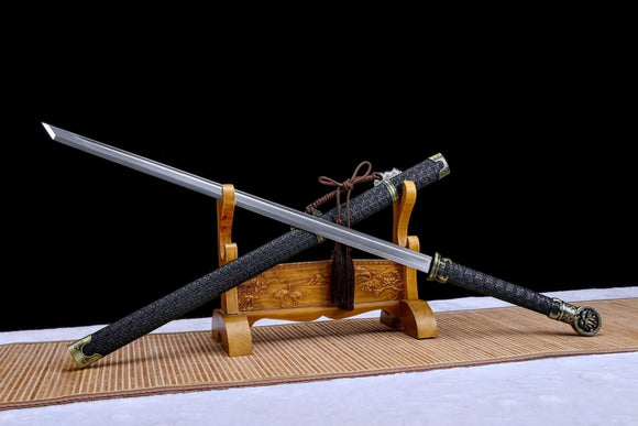 Pei Dong Sword,High Carbon Steel Blade,Alloy fittings