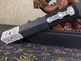 Ruyi Knife sword,High carbon steel Alloy fittings