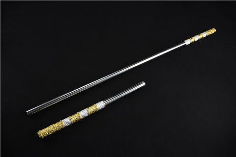 Sun Wukong,Golden cudgel,Stainless steel,China kung fu