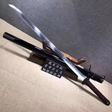 Ninja sword,Handmade High carbon steel etch blade,Full tang - Chinese sword shop